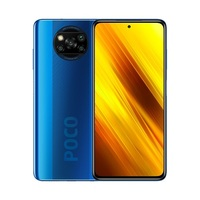 Xiaomi Poco X3 NFC 6/128GB Blue/Синий Global Version